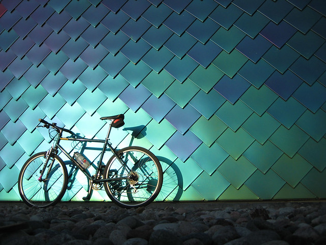Fish Scale Tiles
