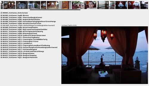 Fotoalbum-Thailand
