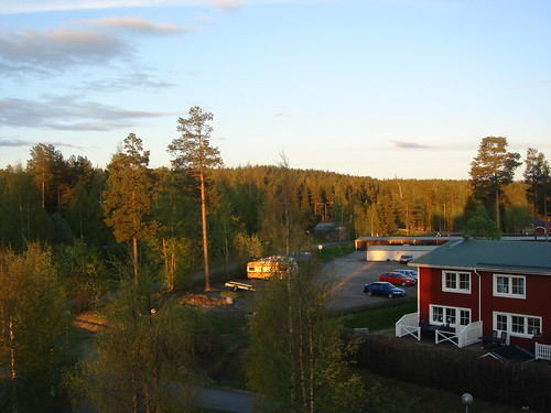 View from my room - Summer