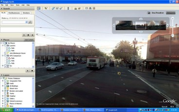 Street-View-Screen-Capture