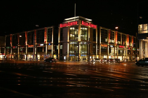 Allee Center - Magdeburg da nick-m.