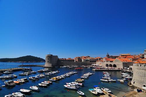 Old Town Dubrovnik - Croatia