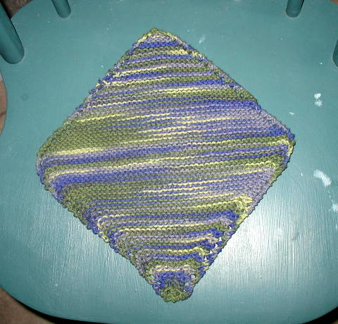 Grandma's Favorite Dishcloth