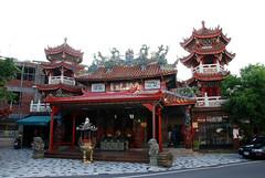 位在路口的正興宮,小小的,俗稱為太子爺廟