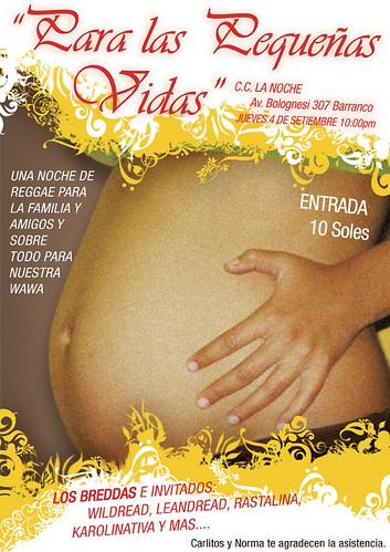 Afiche Los Breddas