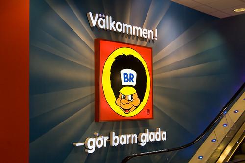 Stockholm mall