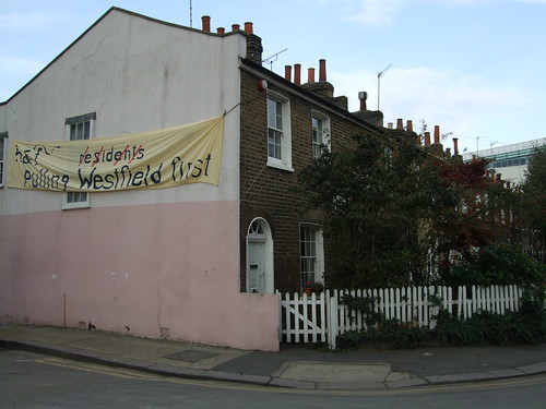 Not everyone likes Westfield London