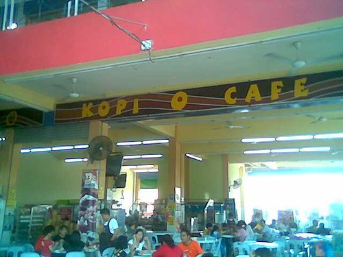 Sibu's Kopi O Cafe, Sing Kwong