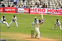 Katich, well left