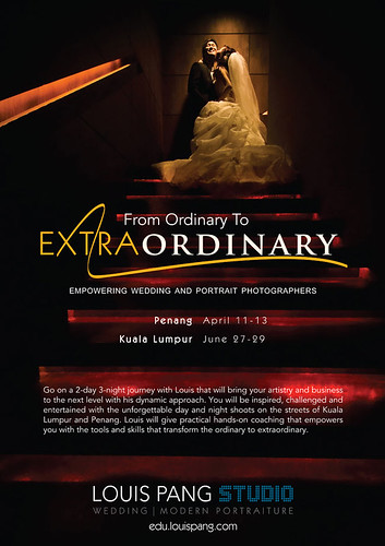 From Ordinary to Extraordinary