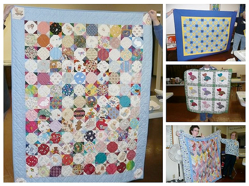 Quilter's Guild of Grand Prairie Show and Tell slide show