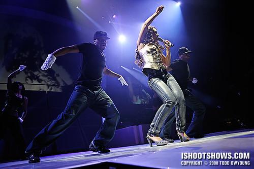 Alicia Keys @ Scottrade Center -- 2008.04.27