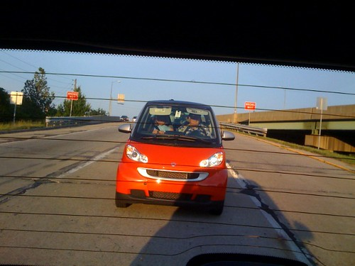 Smart Car Caravan