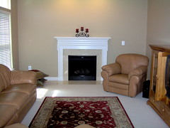 family room project