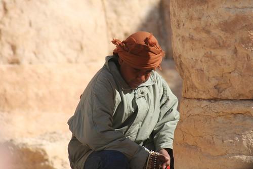 En las ruinas de Palmira - Siria