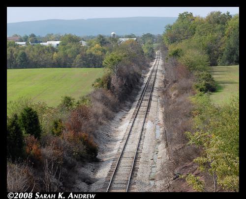 Gettysburg Tracks