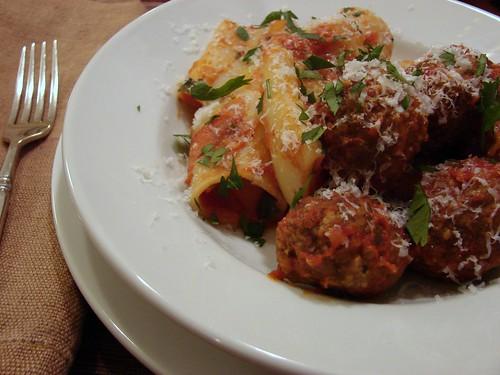 Dinner:  October 11, 2008