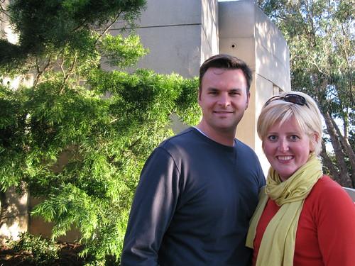 Rachel & Simon