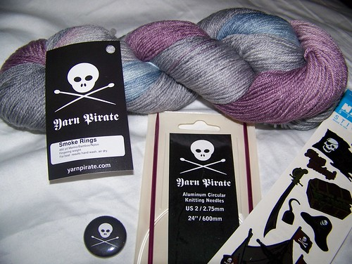 Booty Club from Yarn Pirate