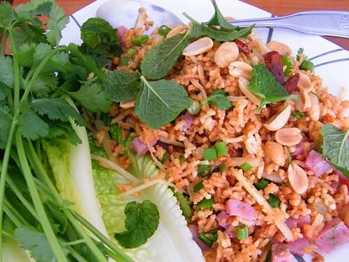 Crispy Rice Salad, MyLastBite.com