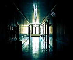 Cold Hallway, by corey.wagehoft
