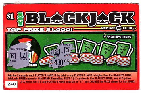 BlackJack $1