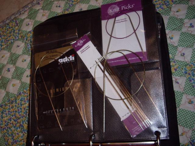 CD Case for Needles!