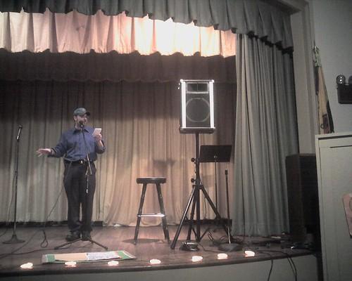 Doug Swezey, poet