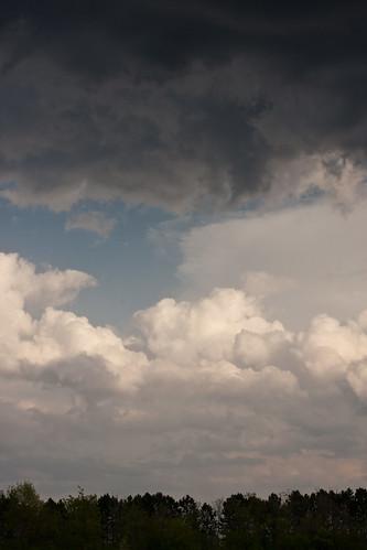 119/365 | spring clouds