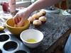 Dipping doughnut muffins
