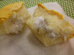 Hostess Orange Cupcake