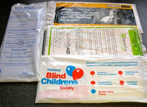 Charity Bags