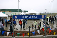 South Campus LRT Grand Opening