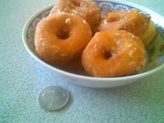 Sibu doughnuts