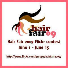 Hair Fair 2009 Flickr Contest