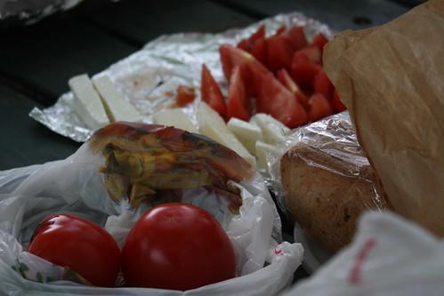 more fine Greek food