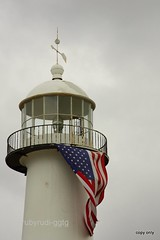 Mississippi Lighthouse (shot with Canon 450D)