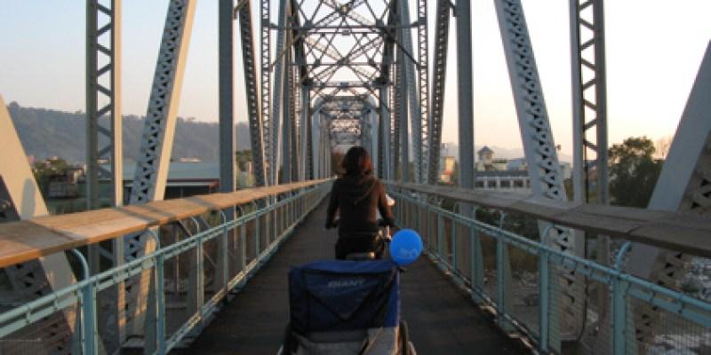 【鐵馬行】再騎東豐、后豐自行車道(4.5ys)