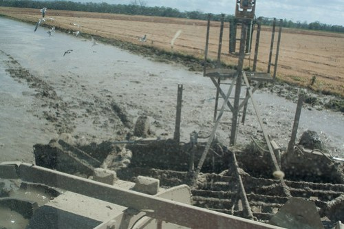 Water Leveling in Louisiana
