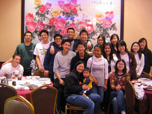 Speaking of dimsum, heres our group photo from a few weeks back