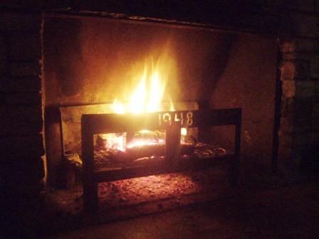 Shetek Lodge Fire