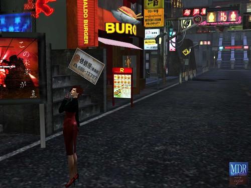 Street Signage at Sick