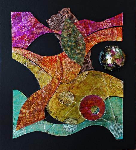 (untitled) mixed media (c) 2009, Lynne Medsker
