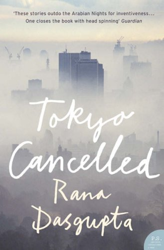 Tokyo Cancelled cover