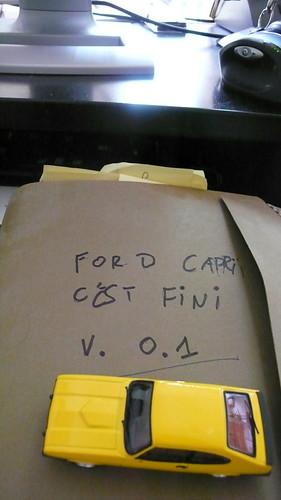Ford Capri, c'est reparti !