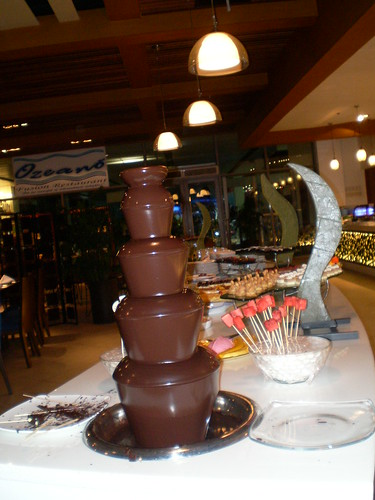 Ozeano Chocolate Fountain