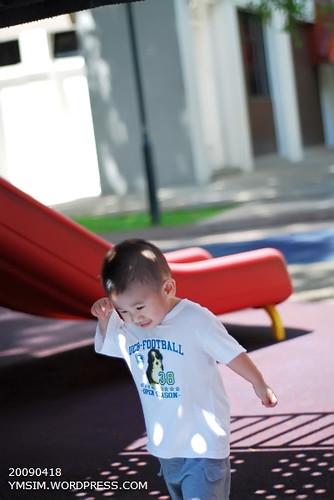 Playground Session