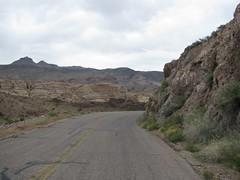 Rt 66 - Black Mountains