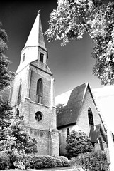 Christ Church B&W