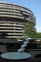 Washington DC - Foggy Bottom: Watergate Complex
